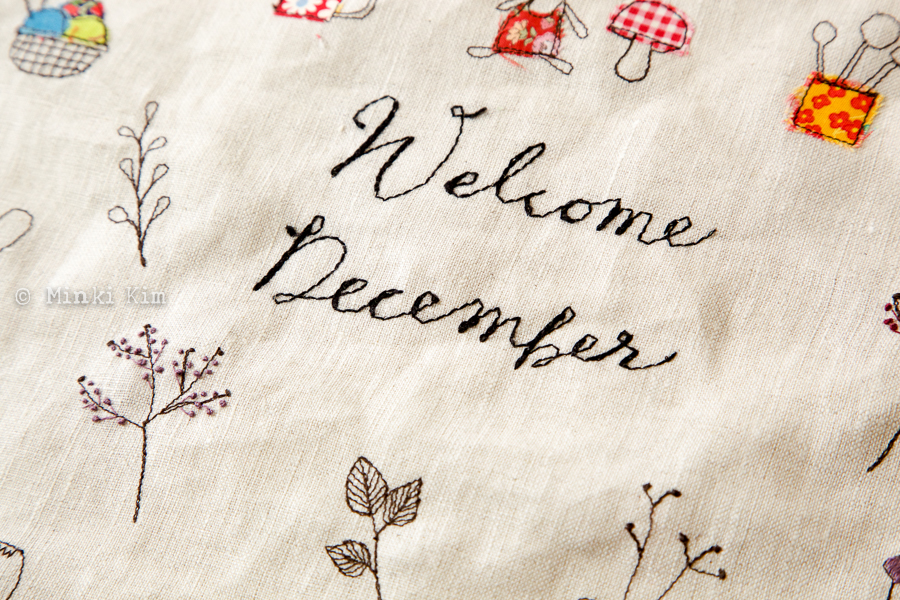 welcome december-2