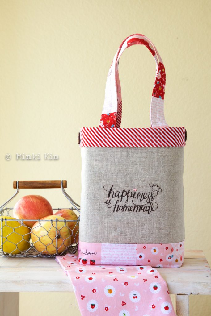 lunch bag_sweet orchard