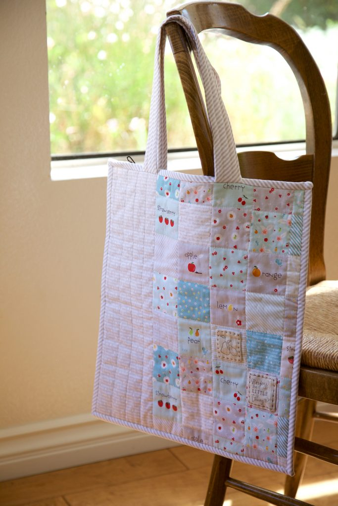 sweet orchard bag