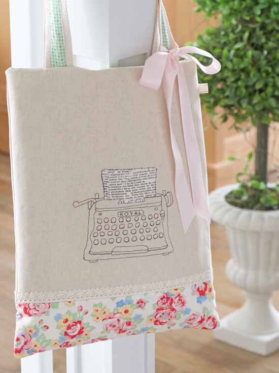 Sew+Illustrated+Typewriter+Bag+9