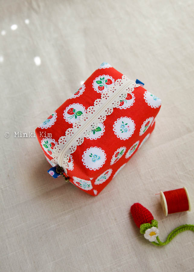 Strawberry Biscuits-2