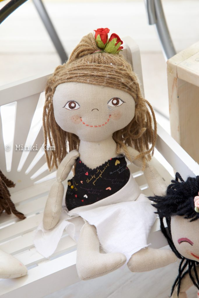 doll play with sister-7